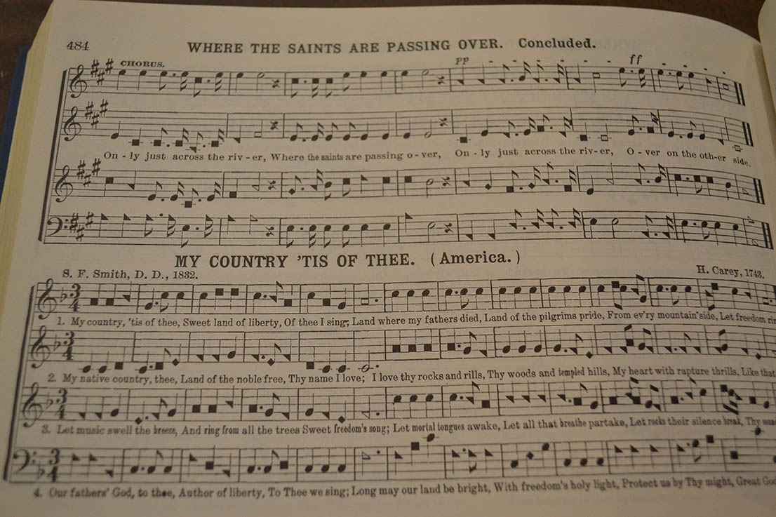 The Sweet And Powerful Sounds Of Sacred Harp Music Will Fill Air On Saturday April 14 When Park Host A Sing In Church